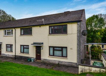 Thumbnail 2 bed flat for sale in Ffwrwm Road, Machen, Caerphilly