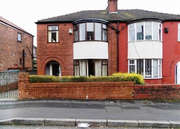 Thumbnail 3 bedroom semi-detached house for sale in Harrop Street, Abbey Hey, Manchester