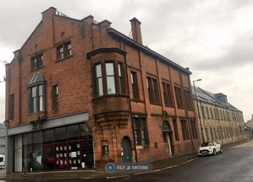 Thumbnail 1 bed flat to rent in Barclay House, Kilmarnock