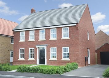"Thumbnail 4 bed detached house for sale in ""Chelworth"" at Lowfield Road, Anlaby, Hull"