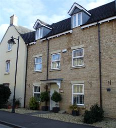 Thumbnail 4 bedroom town house for sale in Buzzard Road, Calne