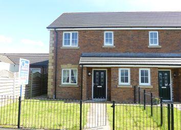 Thumbnail Semi-detached house for sale in Cysgod Y Gors, Gorslas, Llanelli, Carmarthenshire.