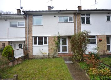 Thumbnail 3 bed terraced house for sale in Woodlands, Yateley, Hampshire