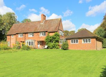 Thumbnail 4 bed detached house to rent in Main Road, Itchen Abbas, Winchester