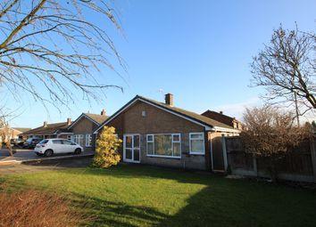 Thumbnail 2 bed detached bungalow for sale in Dunham Avenue, Golborne, Warrington