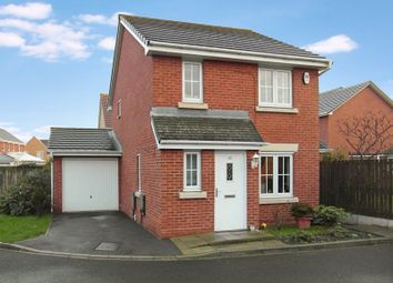 Thumbnail 3 bed detached house for sale in Manor Court, Newbiggin-By-The-Sea