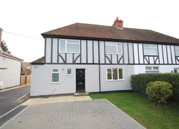 Woodlands Park Road, Maidenhead SL6. 3 bed semi-detached house for sale