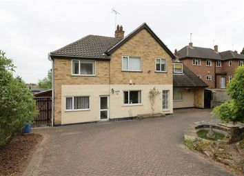 Thumbnail 4 bedroom detached house for sale in Louvain Road, Derby