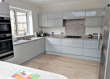 Thumbnail 4 bed detached bungalow to rent in Hillside Road, Northwood