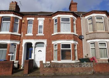 3 bed terraced house to rent in Widdrington Road, Radford, Coventry CV1