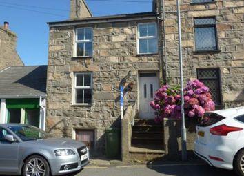 Thumbnail 2 bed terraced house for sale in Stryd Y Ffynnon, Nefyn, Pwllheli, Gwynedd
