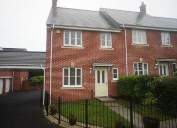 Thumbnail 3 bedroom semi-detached house to rent in Heraldry Way, Exeter