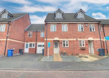 Thumbnail 4 bed semi-detached house for sale in Caroline Court, Burton-On-Trent