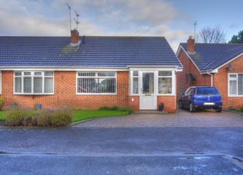 Thumbnail 3 bedroom semi-detached bungalow for sale in Octavia Close, Bedlington