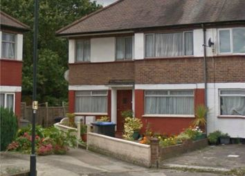 Thumbnail 2 bed end terrace house to rent in Milford Gardens, Wembley, Greater London