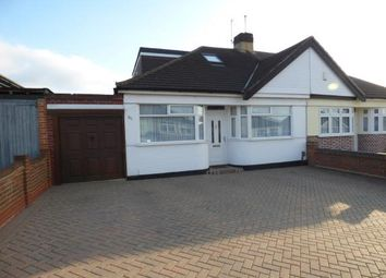 Thumbnail 3 bed bungalow for sale in Dorian Road, Hornchurch