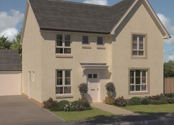 "Thumbnail 4 bed detached house for sale in ""Balmoral"" at Clippens Drive, Edinburgh"