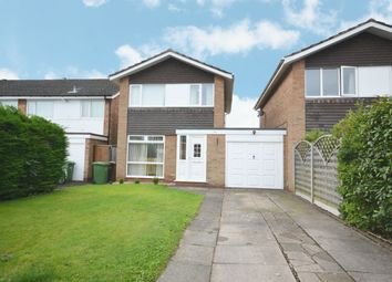 Thumbnail 3 bed link-detached house for sale in Hargrave Road, Shirley, Solihull