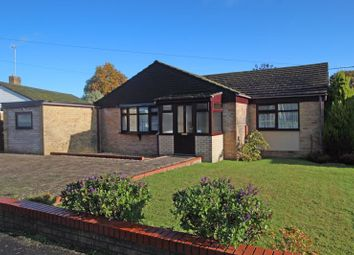 Thumbnail 3 bed detached bungalow for sale in Firgrove Close, North Baddesley, Southampton