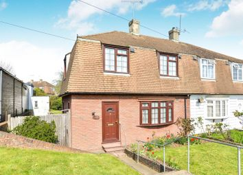Thumbnail 3 bed semi-detached house for sale in Cray Valley Road, Orpington