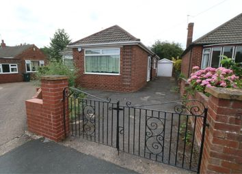 Thumbnail 2 bed detached bungalow for sale in Mayflower Crescent, Warmsworth, Doncaster, South Yorkshire