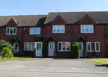 Thumbnail 2 bed terraced house to rent in Old School Close, Bromham, Chippenham