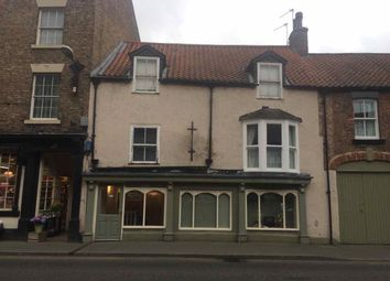 Thumbnail 3 bed flat for sale in North Street, Ripon