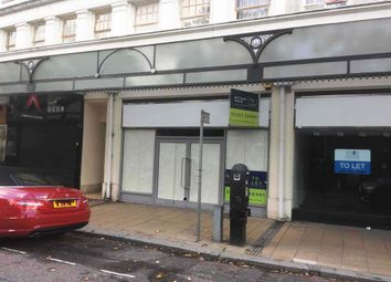 Thumbnail Retail premises to let in Westover Road, Bournemouth