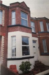 Thumbnail 3 bedroom terraced house for sale in Gipsy Lane, Exmouth, Devon