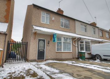 Thumbnail 3 bed end terrace house for sale in Sunningdale Avenue, Holbrooks, Coventry