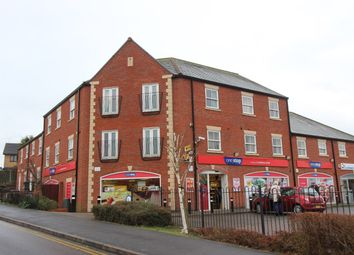 Thumbnail 2 bed flat for sale in Underwood Court, Glenfield, Leicester