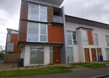 Thumbnail 3 bed town house to rent in Bell Crescent, Openshaw