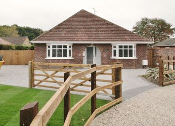 Thumbnail 4 bed detached bungalow for sale in Church Road, Brightlingsea, Colchester