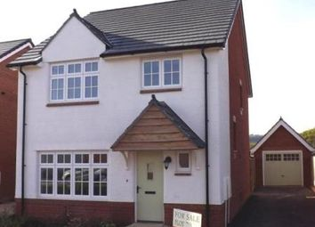 Thumbnail 4 bedroom detached house for sale in Shutterton Lane, Dawlish, Devon