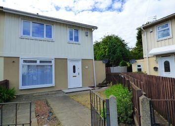 Thumbnail 3 bedroom terraced house for sale in Roman Avenue, Walker, Newcastle Upon Tyne