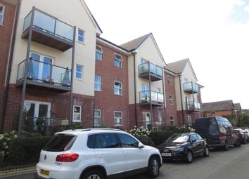 Thumbnail 2 bed flat for sale in Adlington House, Wolstanton, Newcastle