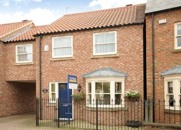Thumbnail 3 bed semi-detached house to rent in Little Lane, Easingwold, York