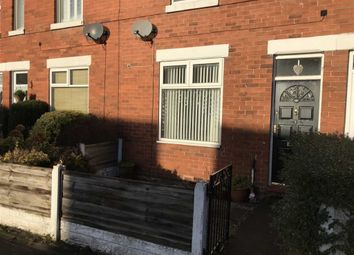 Thumbnail 2 bed terraced house to rent in Glebelands Road, Sale, Cheshire
