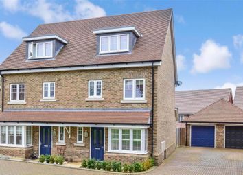 Thumbnail 4 bed semi-detached house for sale in Hoathly Road, East Grinstead, West Sussex