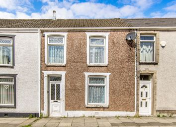 Thumbnail 3 bed terraced house for sale in Meadow Street, Maesteg