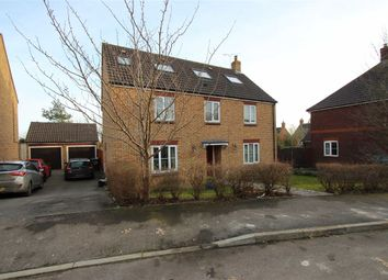 Thumbnail 6 bed detached house for sale in Cresswell Drive, Hilperton, Wiltshire