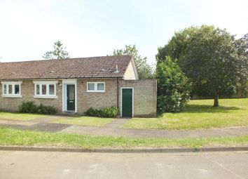 Thumbnail 1 bed semi-detached bungalow to rent in Hills Close, Roxton, Bedford