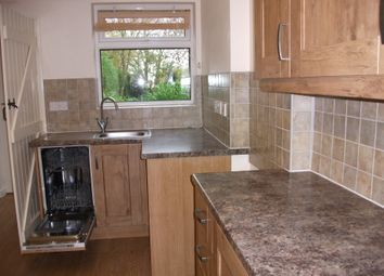 Thumbnail 2 bed terraced house to rent in Fen Road, Watlington, King's Lynn