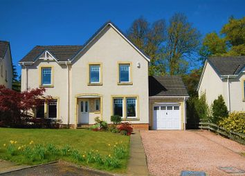 Thumbnail 4 bedroom detached house for sale in St Kattan Place, Auchterarder