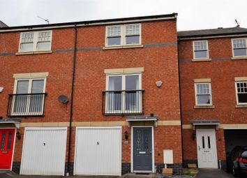 Thumbnail 4 bedroom terraced house for sale in Auriga Court, Chester Green, Derby
