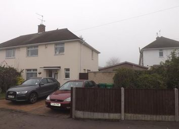 Thumbnail 3 bed semi-detached house for sale in Bournmoor Avenue, Clifton, Nottingham