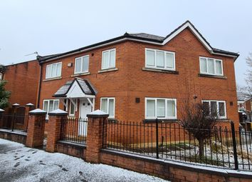 Thumbnail 3 bed semi-detached house to rent in Nash Street, Hulme, Manchester.