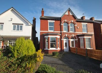 Thumbnail 4 bed semi-detached house for sale in Dinorwic Road, Birkdale, Southport