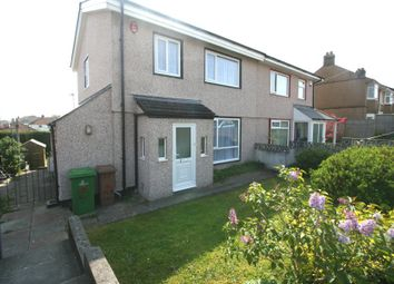 Thumbnail 3 bed semi-detached house to rent in Parade Road, Higher St. Budeaux, Plymouth