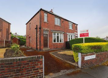 Thumbnail 3 bed semi-detached house for sale in Lound Road, Sheffield
